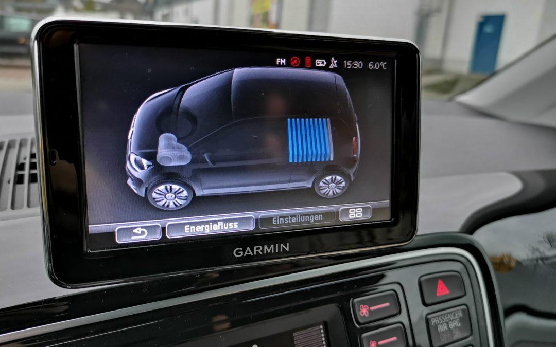 VW e-up Bj.2014 Testdrive