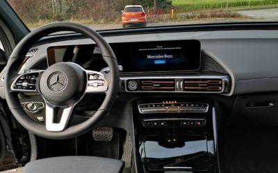 Mercedes EQC erster Eindruck
