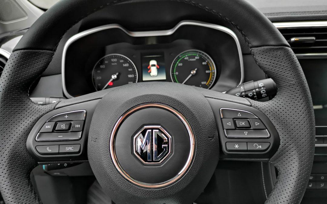 Elektro SUV MG ZS EV