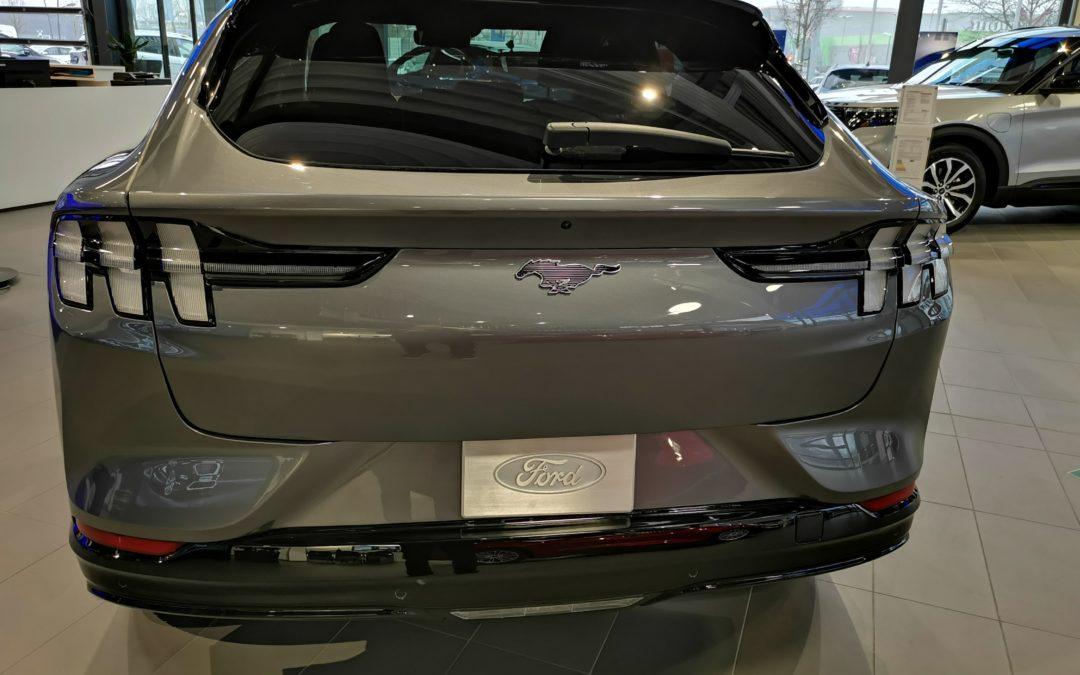 Ford Mustang Mach E Präsentation