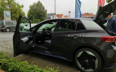 VW ID.3 erste Eindrücke