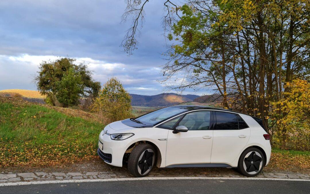 VW ID.3 Die ersten 3.500 km