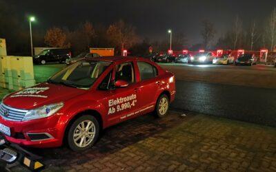 Suda SA01 Elektroauto für 11.000 Euro?