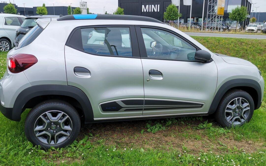 Dacia Spring Elektro