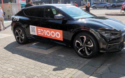 Kia EV6 Review & 1000 km Challenge Video von Nextmove